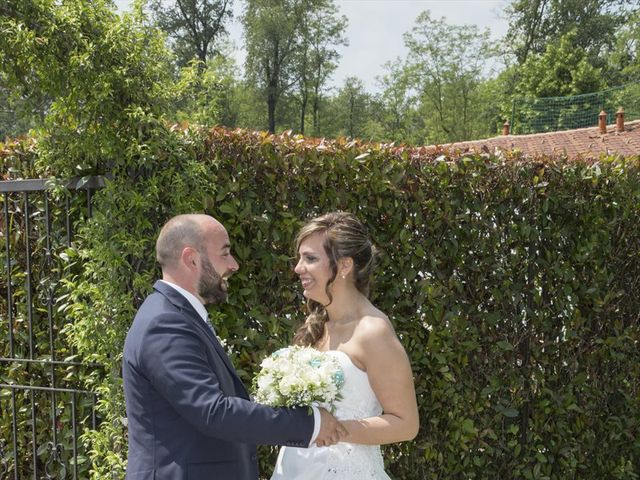 Il matrimonio di Silvio e Sara a Saronno, Varese 18