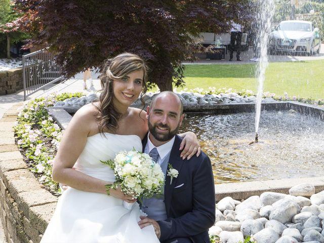 Il matrimonio di Silvio e Sara a Saronno, Varese 25