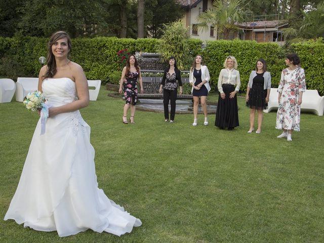 Il matrimonio di Silvio e Sara a Saronno, Varese 33