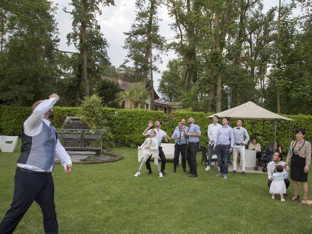 Il matrimonio di Silvio e Sara a Saronno, Varese 35