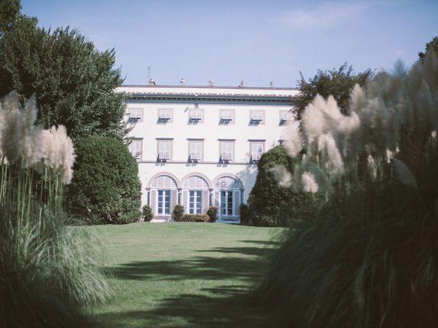 Il matrimonio di Alessio e Irene a Lucca, Lucca 3