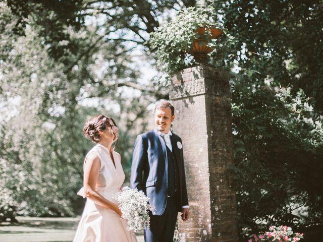 Il matrimonio di Alessio e Irene a Lucca, Lucca 11