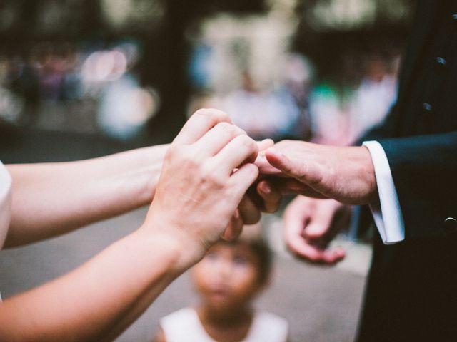 Il matrimonio di Alessio e Irene a Lucca, Lucca 14