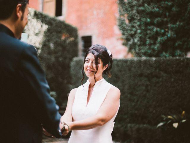 Il matrimonio di Alessio e Irene a Lucca, Lucca 16