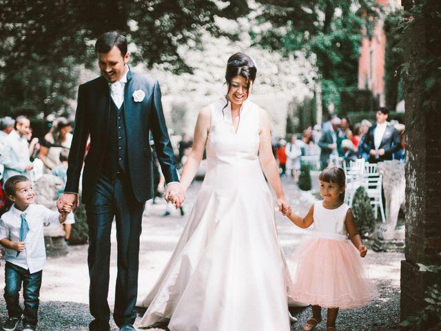 Il matrimonio di Alessio e Irene a Lucca, Lucca 18