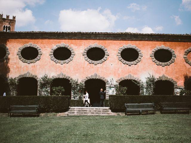 Il matrimonio di Alessio e Irene a Lucca, Lucca 25