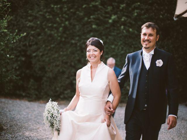 Il matrimonio di Alessio e Irene a Lucca, Lucca 41