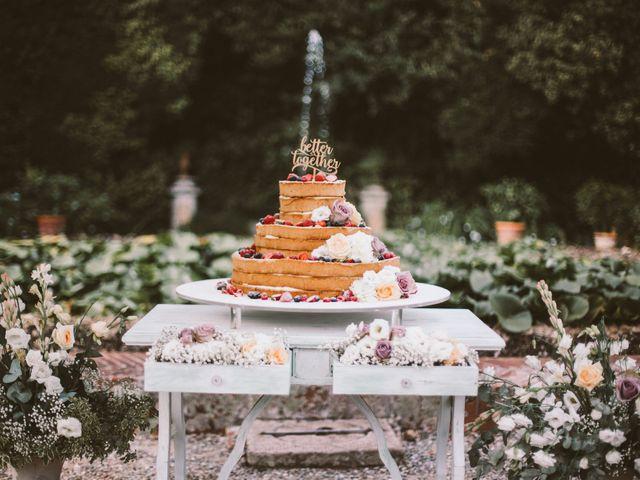 Il matrimonio di Alessio e Irene a Lucca, Lucca 44