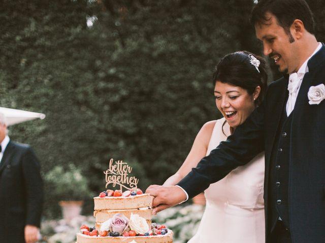 Il matrimonio di Alessio e Irene a Lucca, Lucca 46