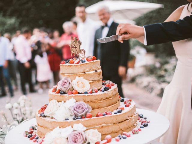 Il matrimonio di Alessio e Irene a Lucca, Lucca 47