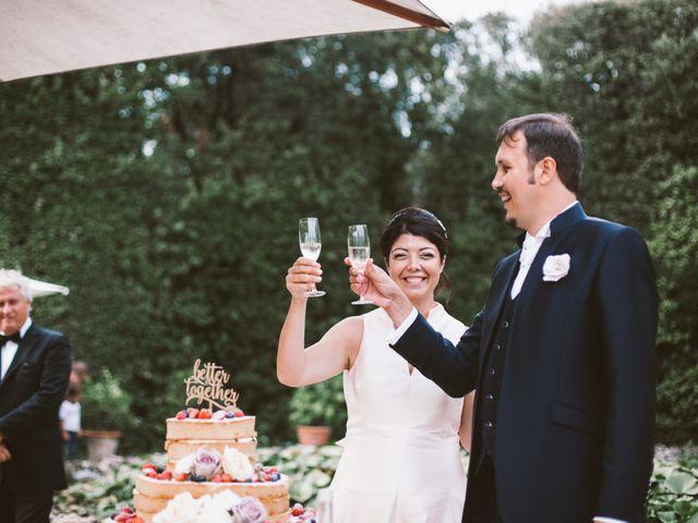 Il matrimonio di Alessio e Irene a Lucca, Lucca 49