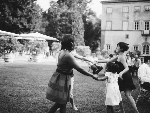 Il matrimonio di Alessio e Irene a Lucca, Lucca 54