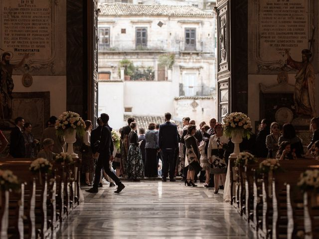 Il matrimonio di Andrea e Chiara a Modica, Ragusa 30