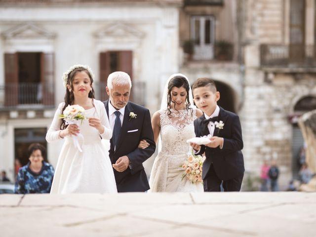 Il matrimonio di Andrea e Chiara a Modica, Ragusa 34