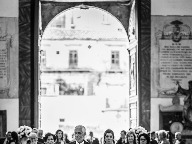 Il matrimonio di Andrea e Chiara a Modica, Ragusa 35