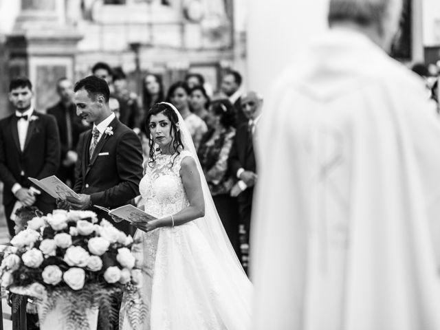 Il matrimonio di Andrea e Chiara a Modica, Ragusa 38
