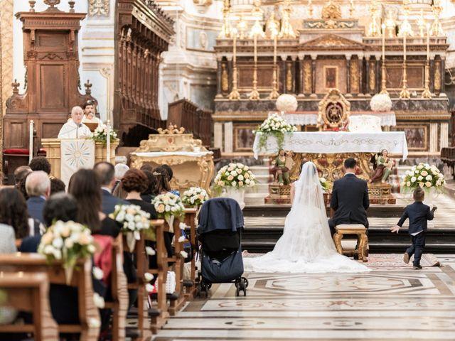 Il matrimonio di Andrea e Chiara a Modica, Ragusa 39