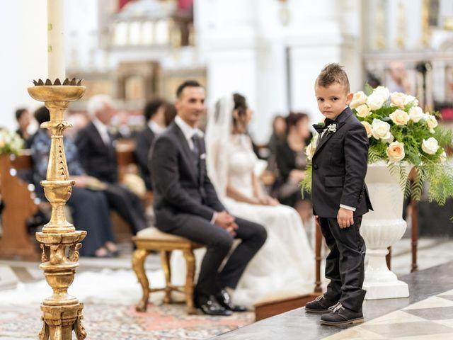 Il matrimonio di Andrea e Chiara a Modica, Ragusa 40