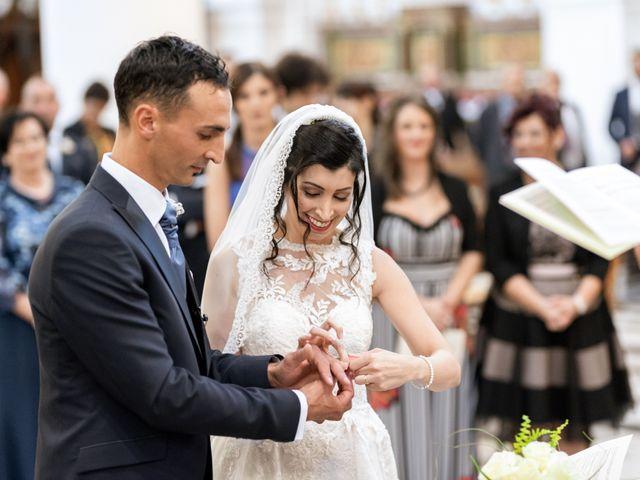 Il matrimonio di Andrea e Chiara a Modica, Ragusa 43