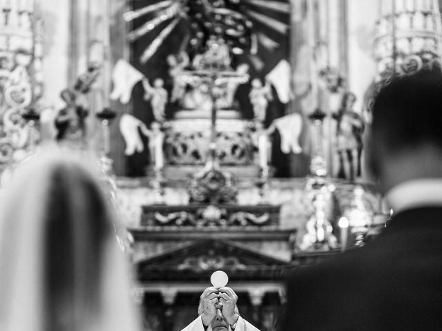 Il matrimonio di Andrea e Chiara a Modica, Ragusa 45