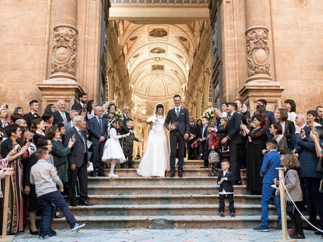 Il matrimonio di Andrea e Chiara a Modica, Ragusa 51