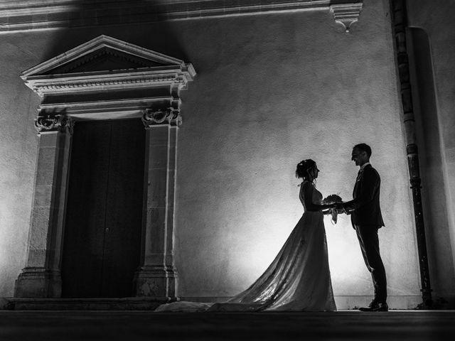 Il matrimonio di Andrea e Chiara a Modica, Ragusa 61