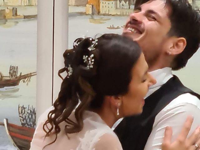 Il matrimonio di Adelaide  e Aurelio a Vico Equense, Napoli 4