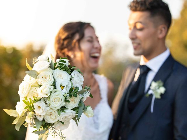 Il matrimonio di Gianluca e Mara a Villongo, Bergamo 8