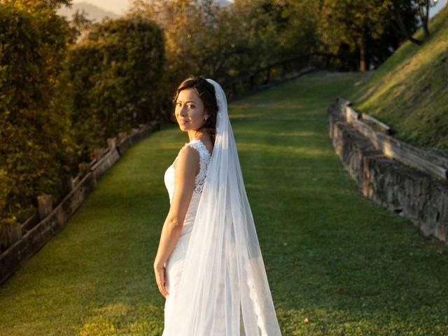 Il matrimonio di Gianluca e Mara a Villongo, Bergamo 12