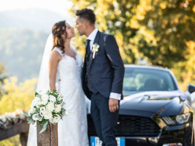 Il matrimonio di Gianluca e Mara a Villongo, Bergamo 19