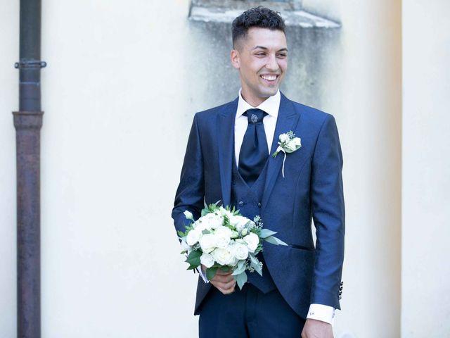 Il matrimonio di Gianluca e Mara a Villongo, Bergamo 57