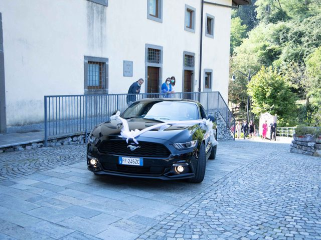 Il matrimonio di Gianluca e Mara a Villongo, Bergamo 59