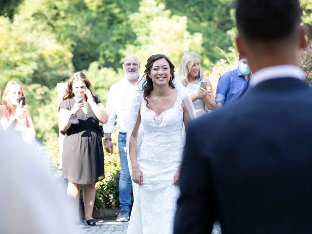 Il matrimonio di Gianluca e Mara a Villongo, Bergamo 60
