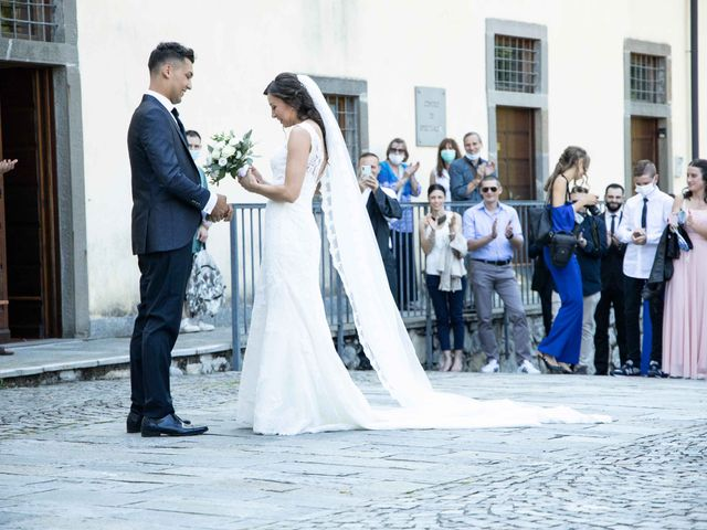 Il matrimonio di Gianluca e Mara a Villongo, Bergamo 63