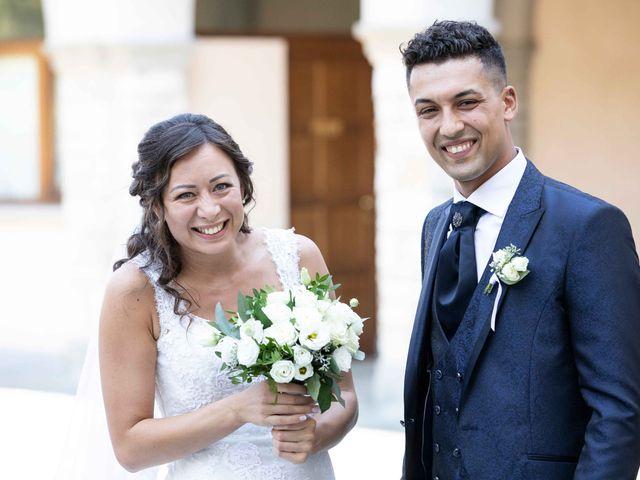Il matrimonio di Gianluca e Mara a Villongo, Bergamo 64