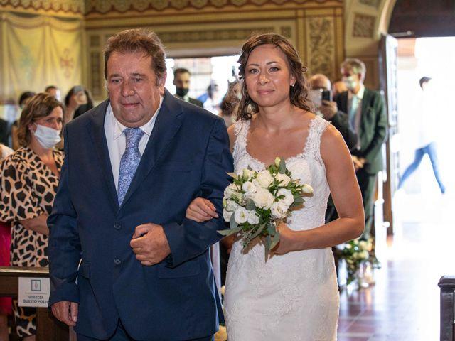Il matrimonio di Gianluca e Mara a Villongo, Bergamo 69