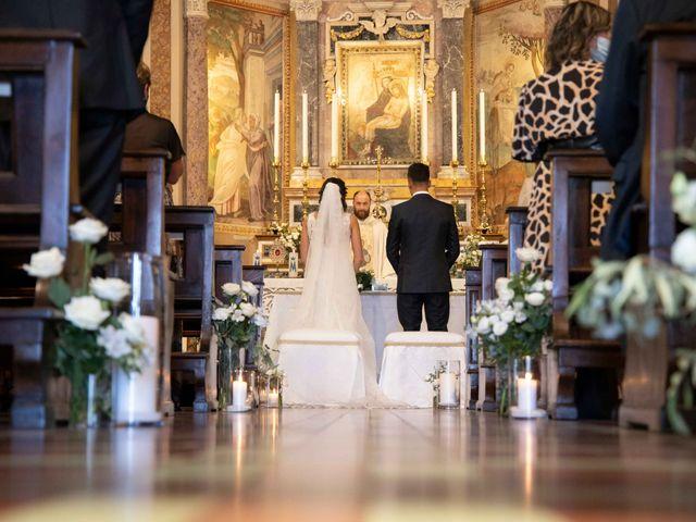 Il matrimonio di Gianluca e Mara a Villongo, Bergamo 70