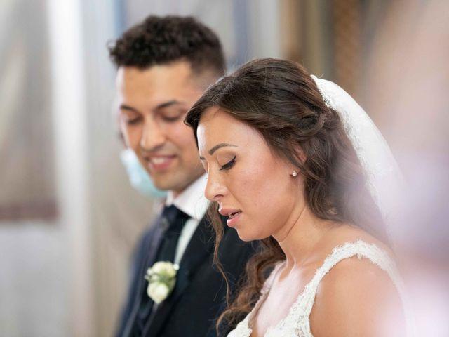 Il matrimonio di Gianluca e Mara a Villongo, Bergamo 72