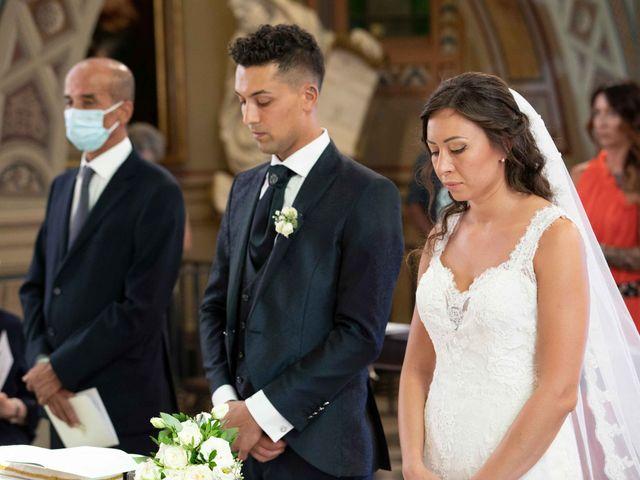 Il matrimonio di Gianluca e Mara a Villongo, Bergamo 74