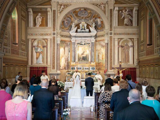 Il matrimonio di Gianluca e Mara a Villongo, Bergamo 78