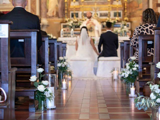 Il matrimonio di Gianluca e Mara a Villongo, Bergamo 81
