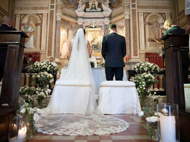 Il matrimonio di Gianluca e Mara a Villongo, Bergamo 88