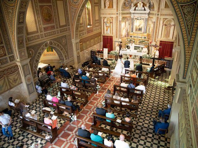 Il matrimonio di Gianluca e Mara a Villongo, Bergamo 89