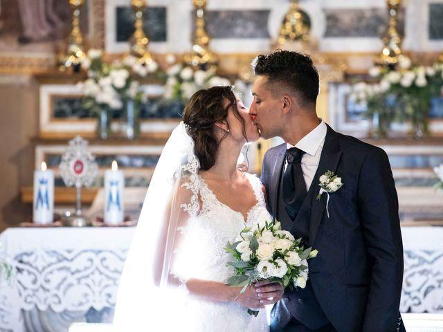 Il matrimonio di Gianluca e Mara a Villongo, Bergamo 93