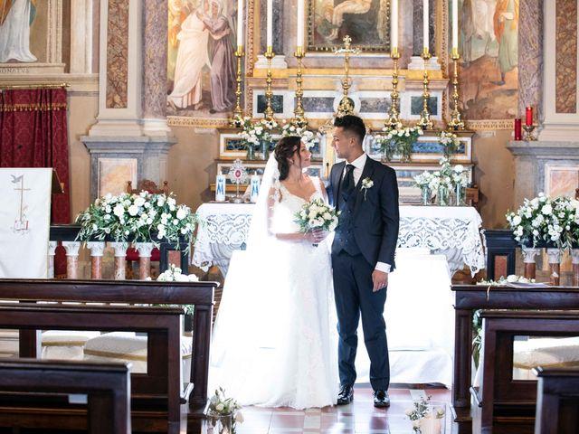 Il matrimonio di Gianluca e Mara a Villongo, Bergamo 94