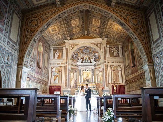 Il matrimonio di Gianluca e Mara a Villongo, Bergamo 95
