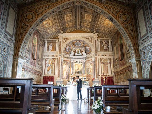 Il matrimonio di Gianluca e Mara a Villongo, Bergamo 96