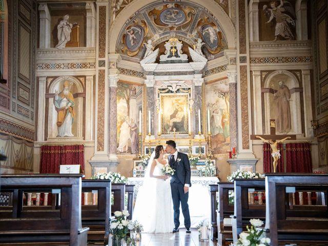 Il matrimonio di Gianluca e Mara a Villongo, Bergamo 97