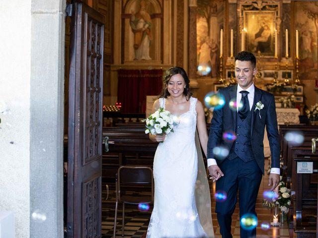 Il matrimonio di Gianluca e Mara a Villongo, Bergamo 98