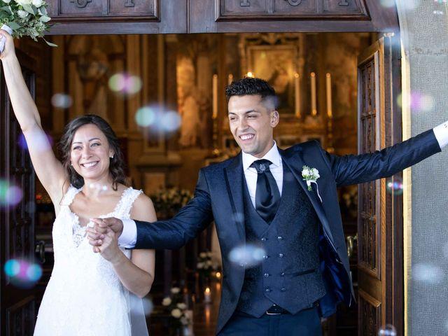 Il matrimonio di Gianluca e Mara a Villongo, Bergamo 99